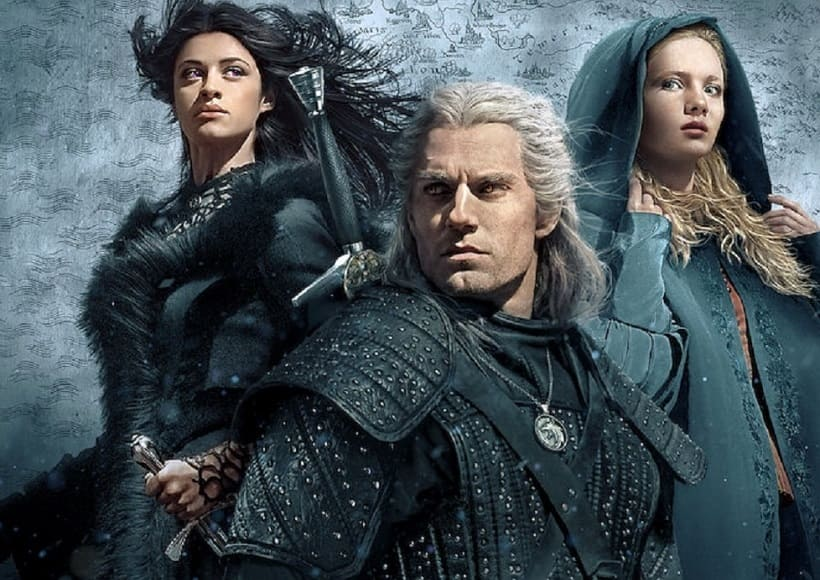Temporada 2 The Witcher