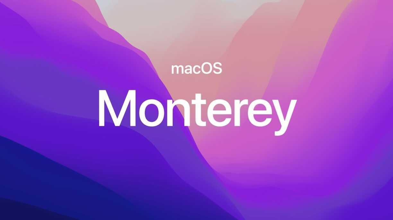 Voici Monterey!  Découvrez la nouvelle version de macOS