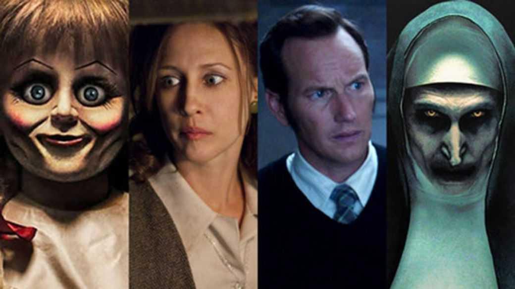 Dans quel ordre regarder le Warren File, Annabelle et leurs films d'univers ?