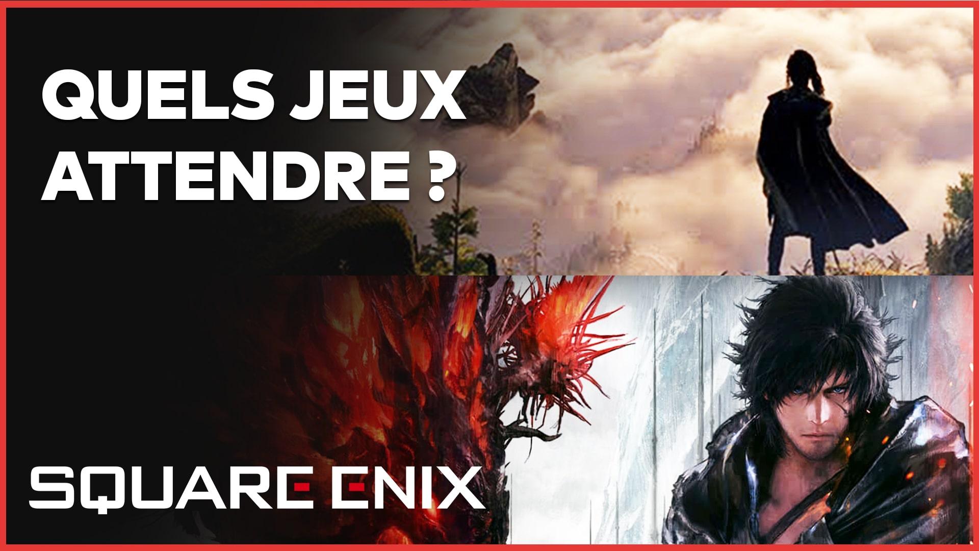 ¿Qué podemos esperar de Square Enix?  Nuestras expectativas en video