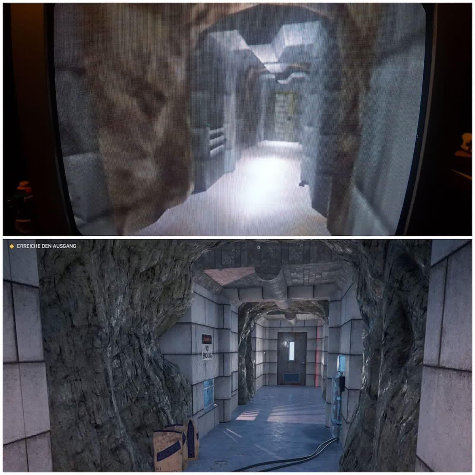 Quelquun a reconstruit GoldenEye 007 dans Far Cry 5 et