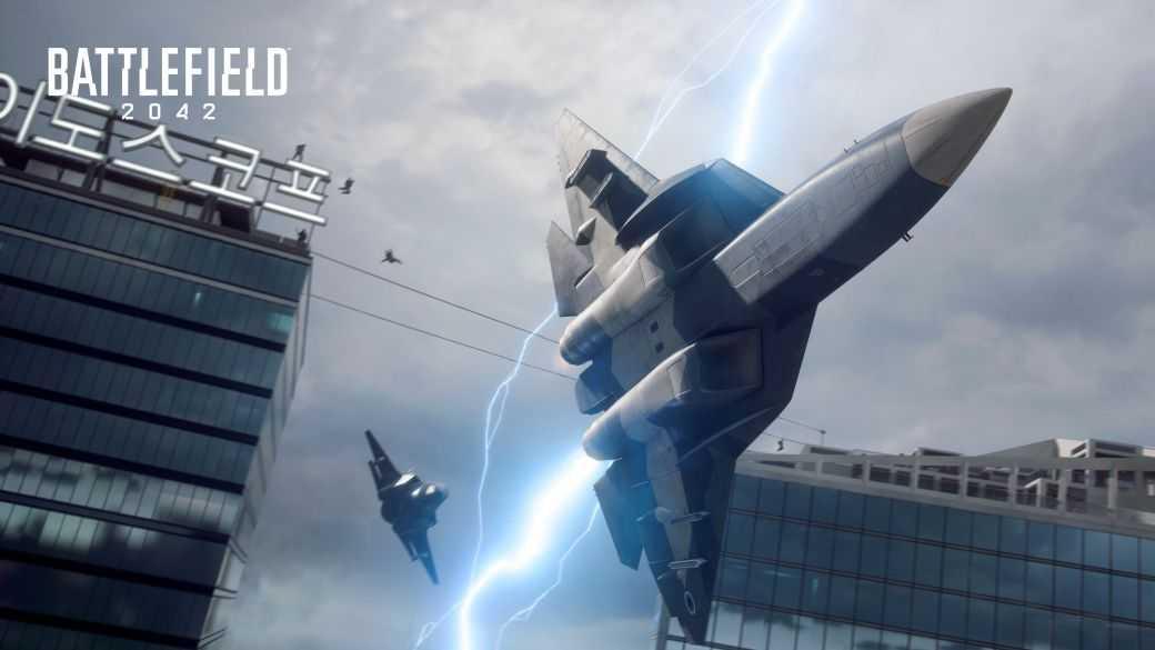 Battlefield 2042 : voici son nouveau trailer spectaculaire