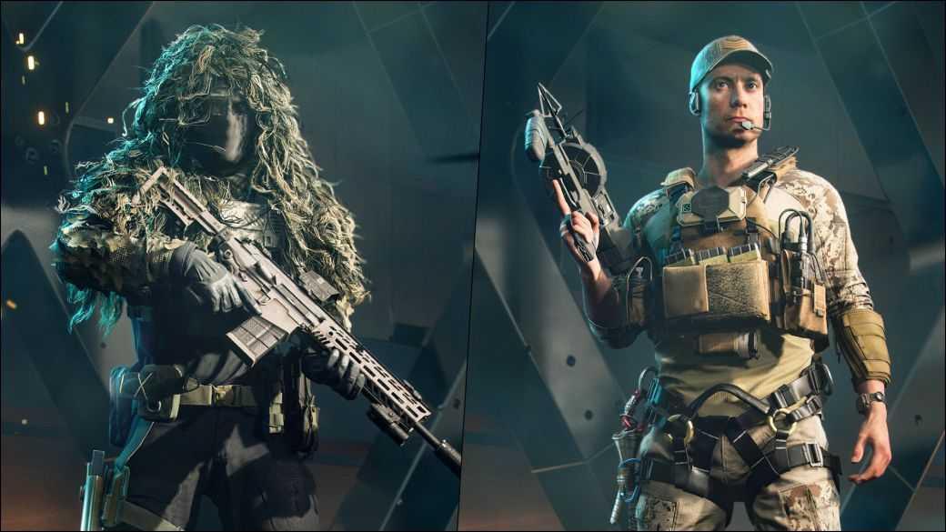 Battlefield 2042 dévoile ses quatre premiers spécialistes;  Caractéristiques et avantages