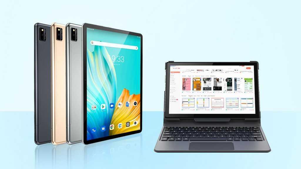 Blackview lança Tab 10, um tablet Android 11 com 4 GB + 64 GB a partir de 120 €