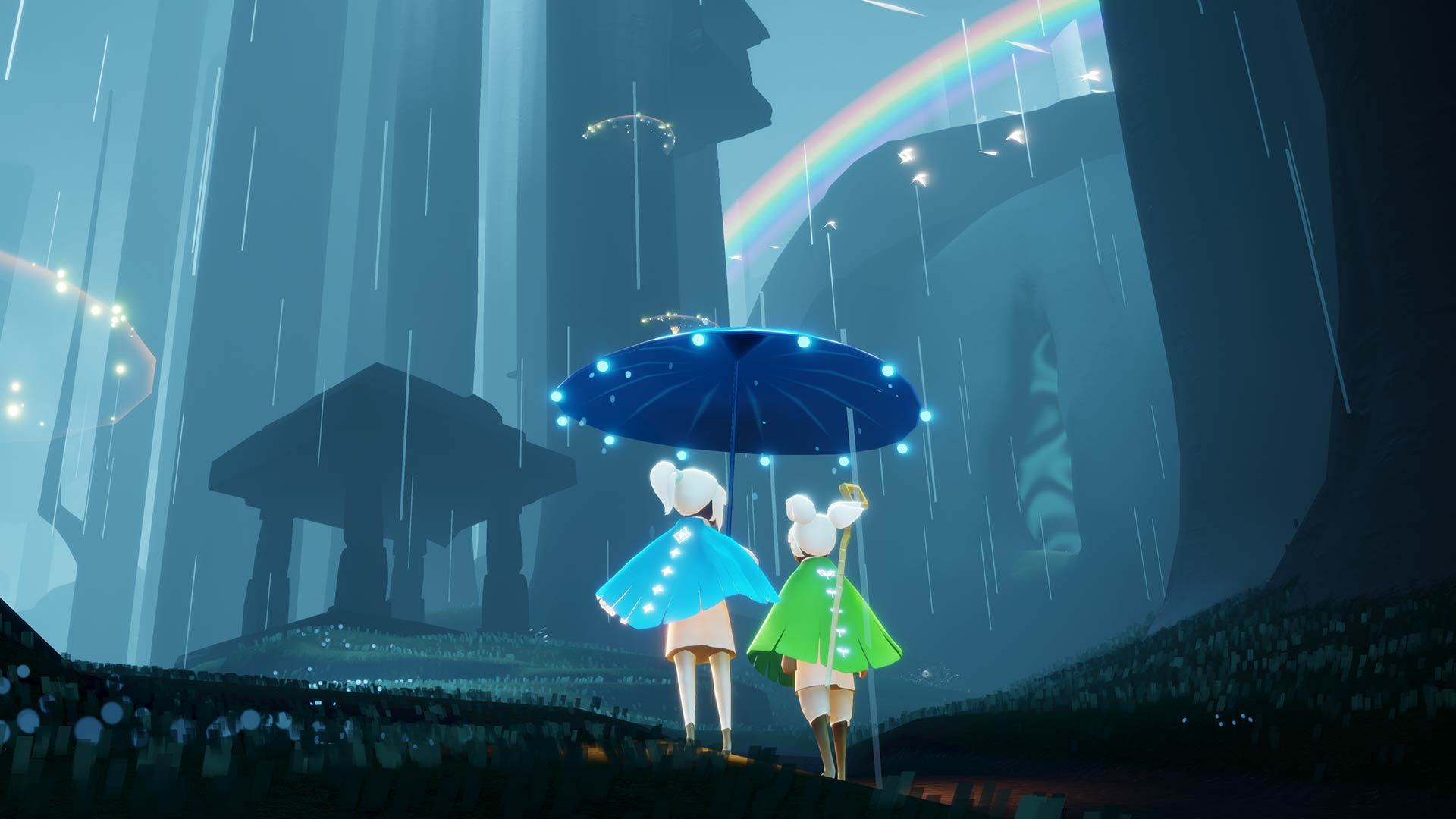 Sky children of light