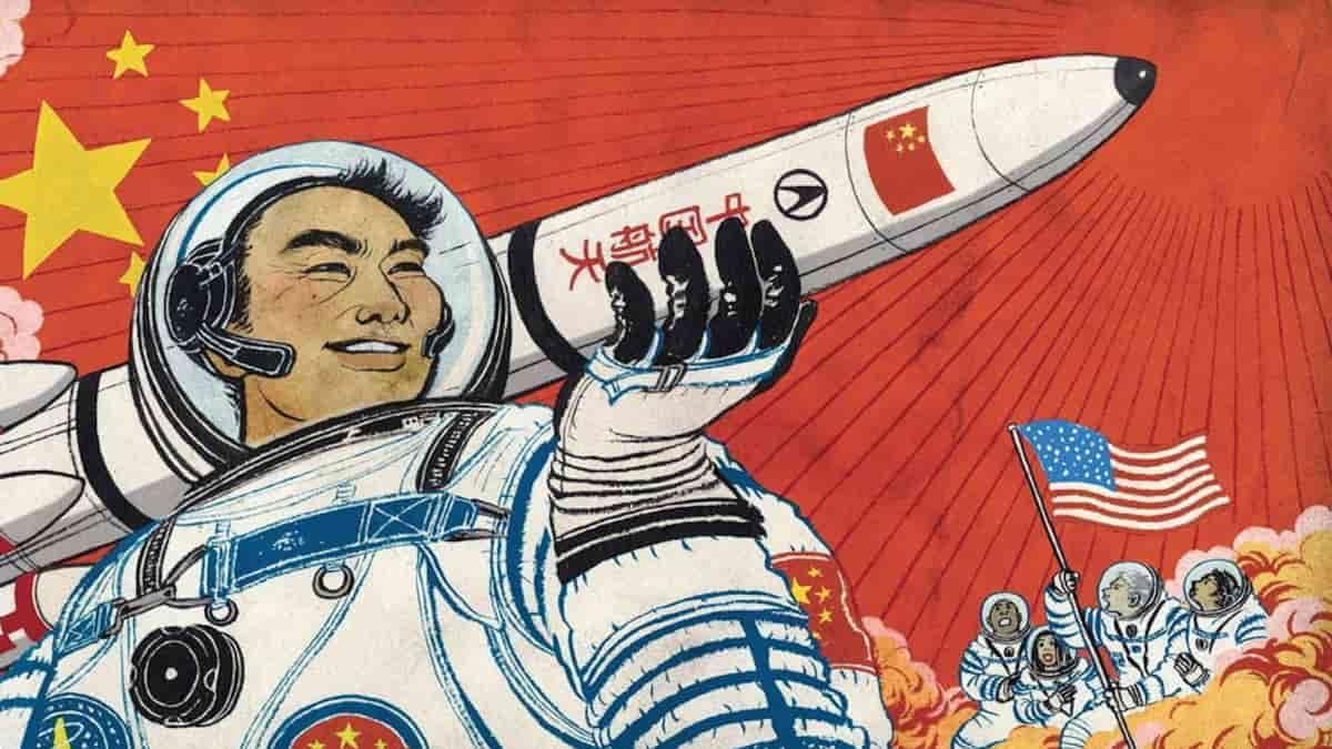 China e o espaço, na Asia Times