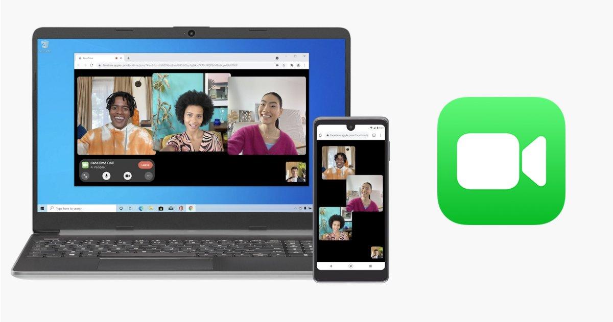 Comment passer un appel vidéo FaceTime sur Android ou Windows