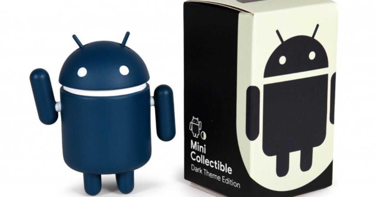 Dead Zebra lance une figurine en mode sombre Android que vous voudrez acheter