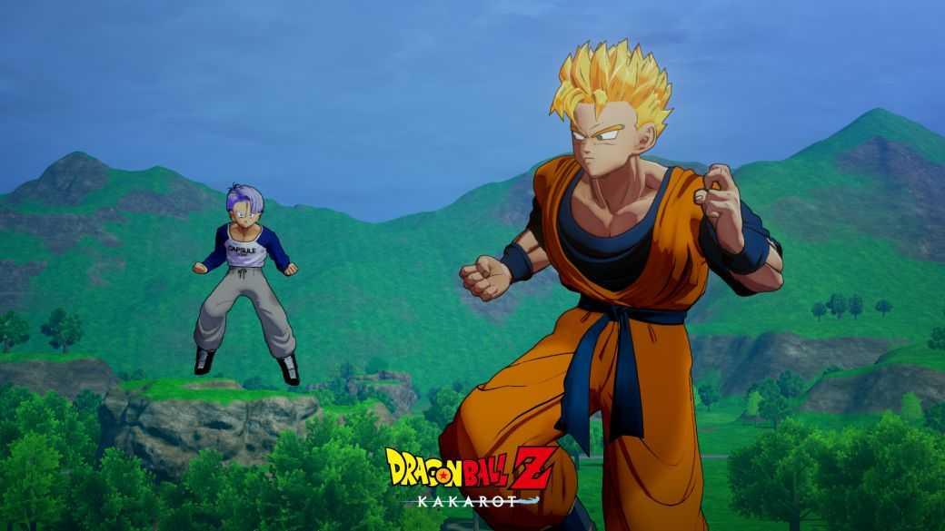 Dragon Ball Z : Kakarot montre une nouvelle vidéo du DLC Future Trunks