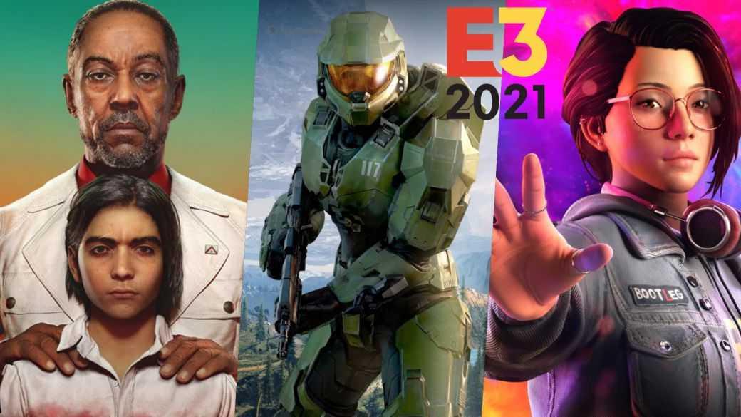E3 2021 : ce sont tous des jeux et des entreprises confirmés