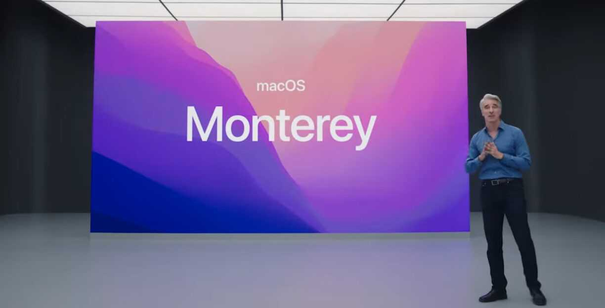 Universal Control in macOS Monterey allows iPads to become an extended display