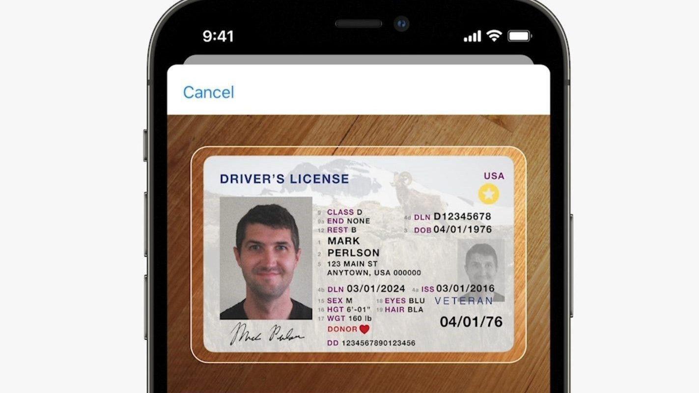 L'iPhone remplacera la carte d'identité et le permis de conduire : voici comment (et quand)