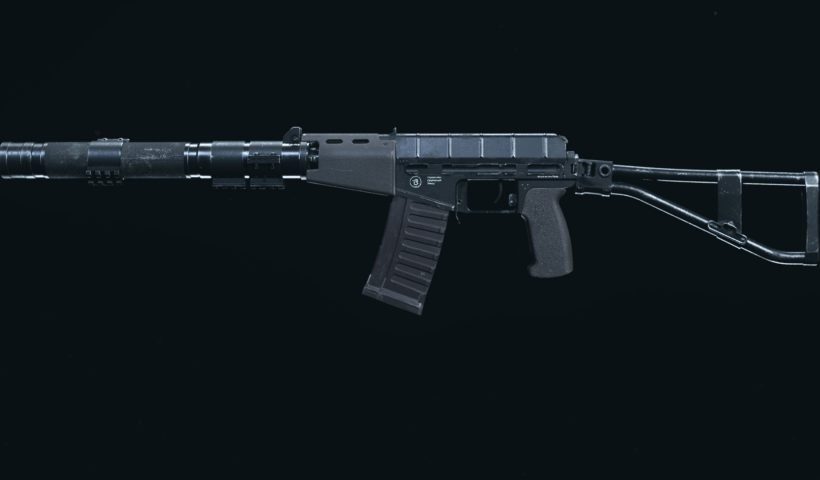El mejor equipamiento de Warzone AS VAL