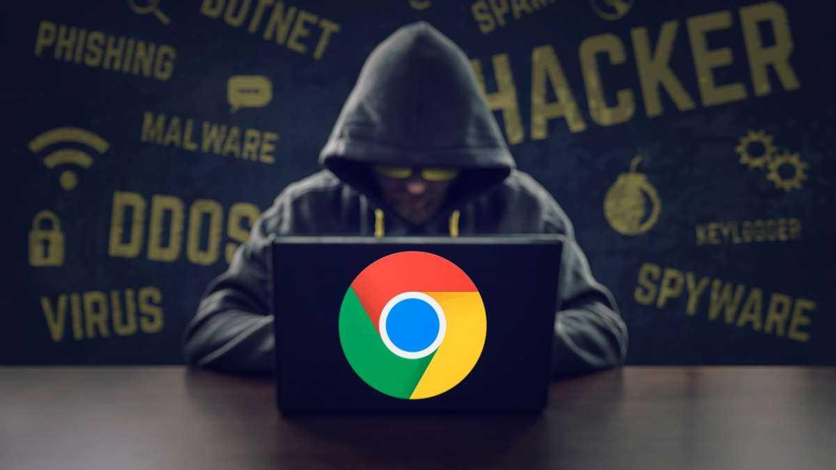 Chrome Google browser falha segurança