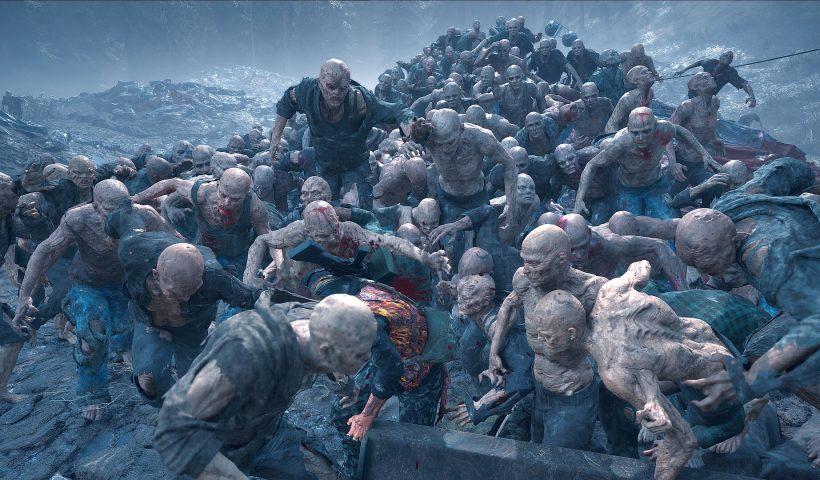 Este mod de Days Gone hace que las hordas de zombies sean realmente enormes