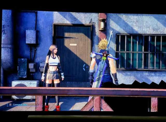 Final Fantasy VII Remake Intergrade corrige lun de ses defauts
