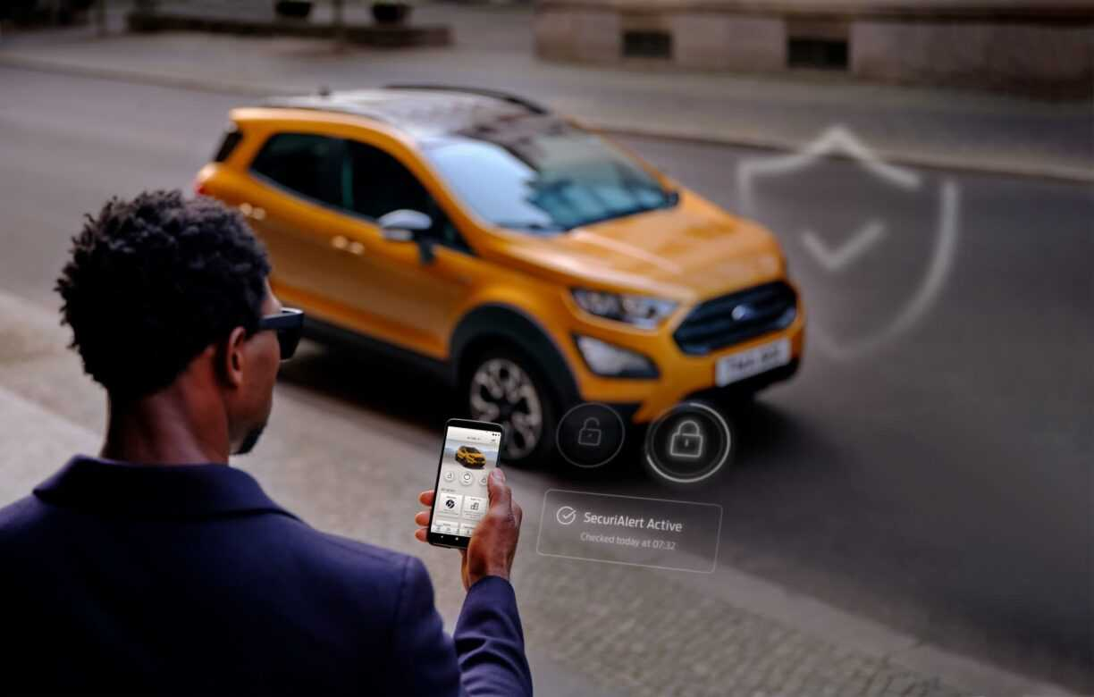 Ford is bringing its smartphone-connected security system to more vehicles