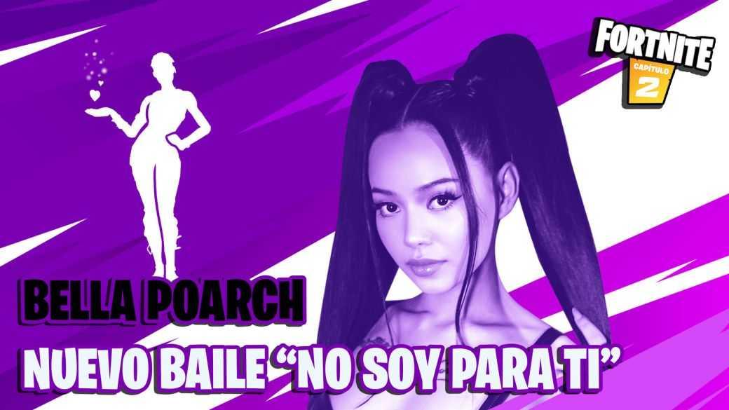 Fortnite reçoit une danse de Bella Poarch : je ne suis pas pour toi
