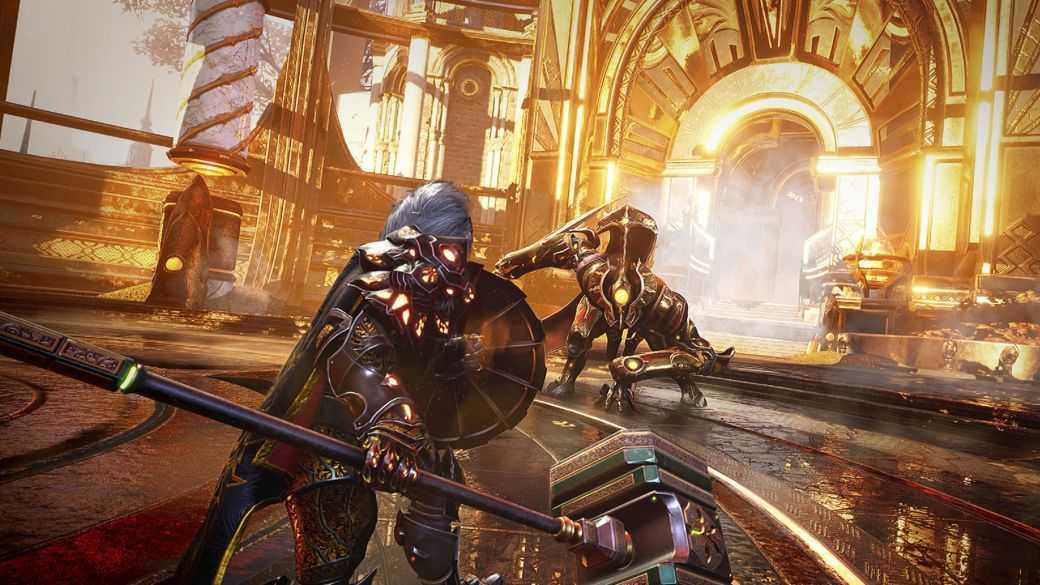 Godfall ne restera pas sur PS5 et PC, il sortira aussi sur PS4