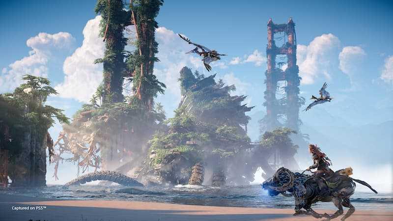 Horizon Forbidden West dévoilé dans State of Play