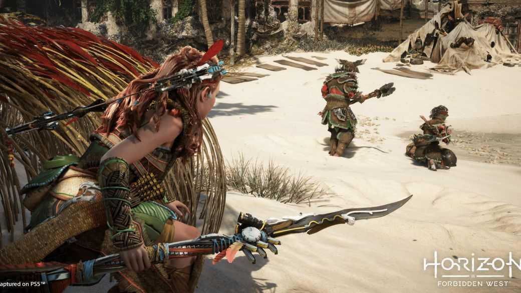 Horizon Forbidden West aura un mode graphique à 60 FPS sur PS5
