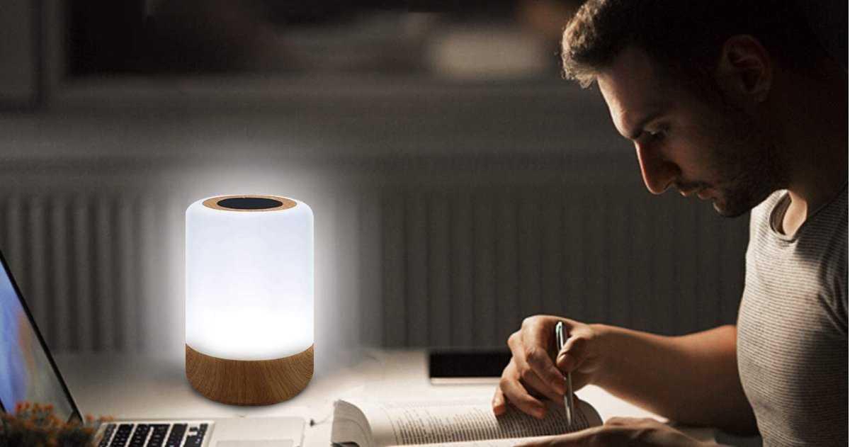 Lampe intelligente F&Y