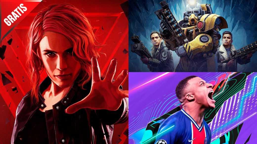 Jeux PC, Steam et Xbox gratuits pour ce week-end du 11 au 13 juin : Control, FIFA 21...