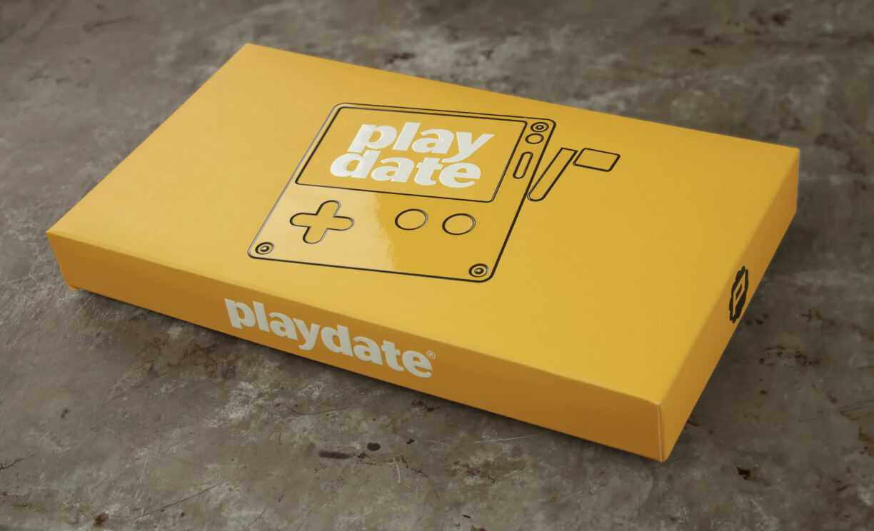 Retro-styled Playdate handheld gets a price bump, but it
