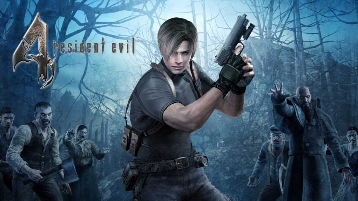 Lawsuit alleges Capcom ripped off more than 200 copyrighted textures used in DMC and RE4