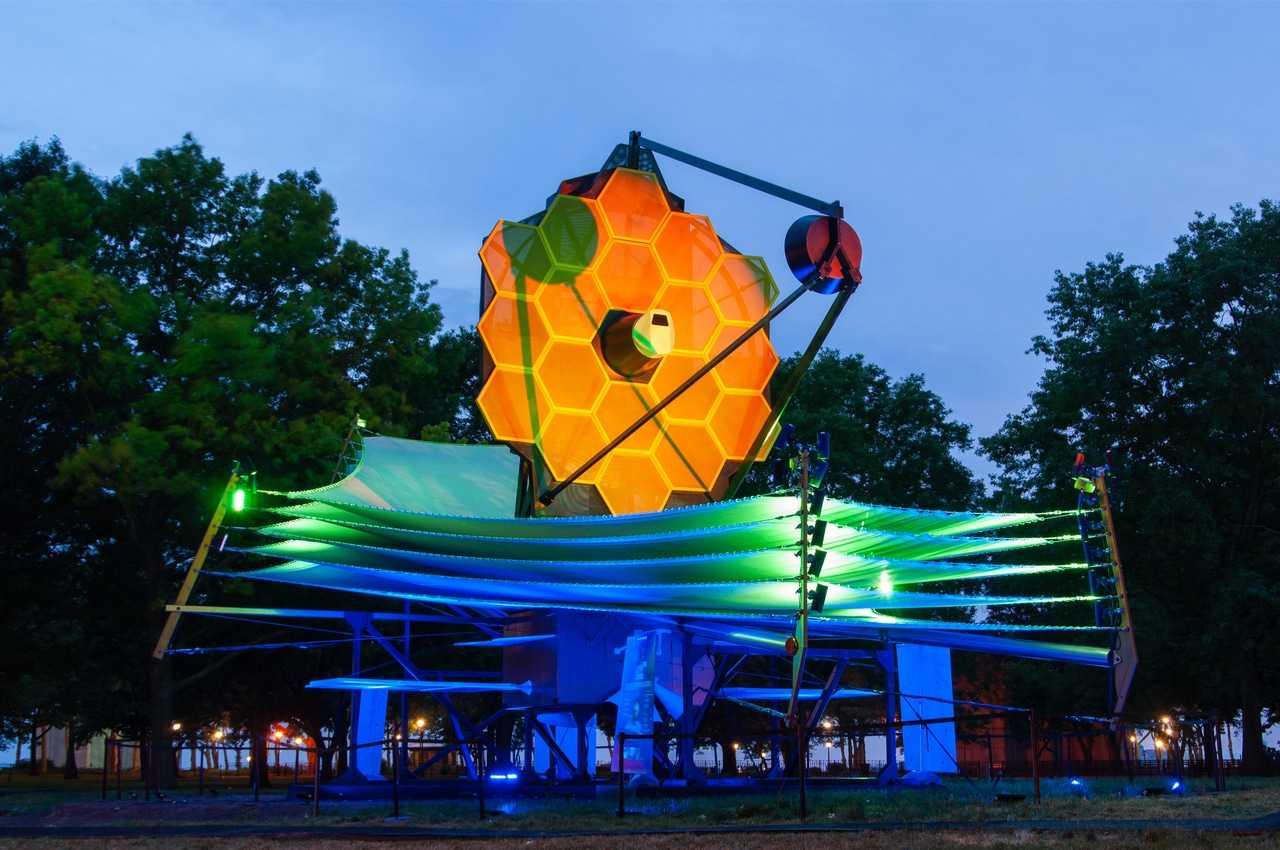 Le lancement du télescope spatial James Webb est à nouveau reporté