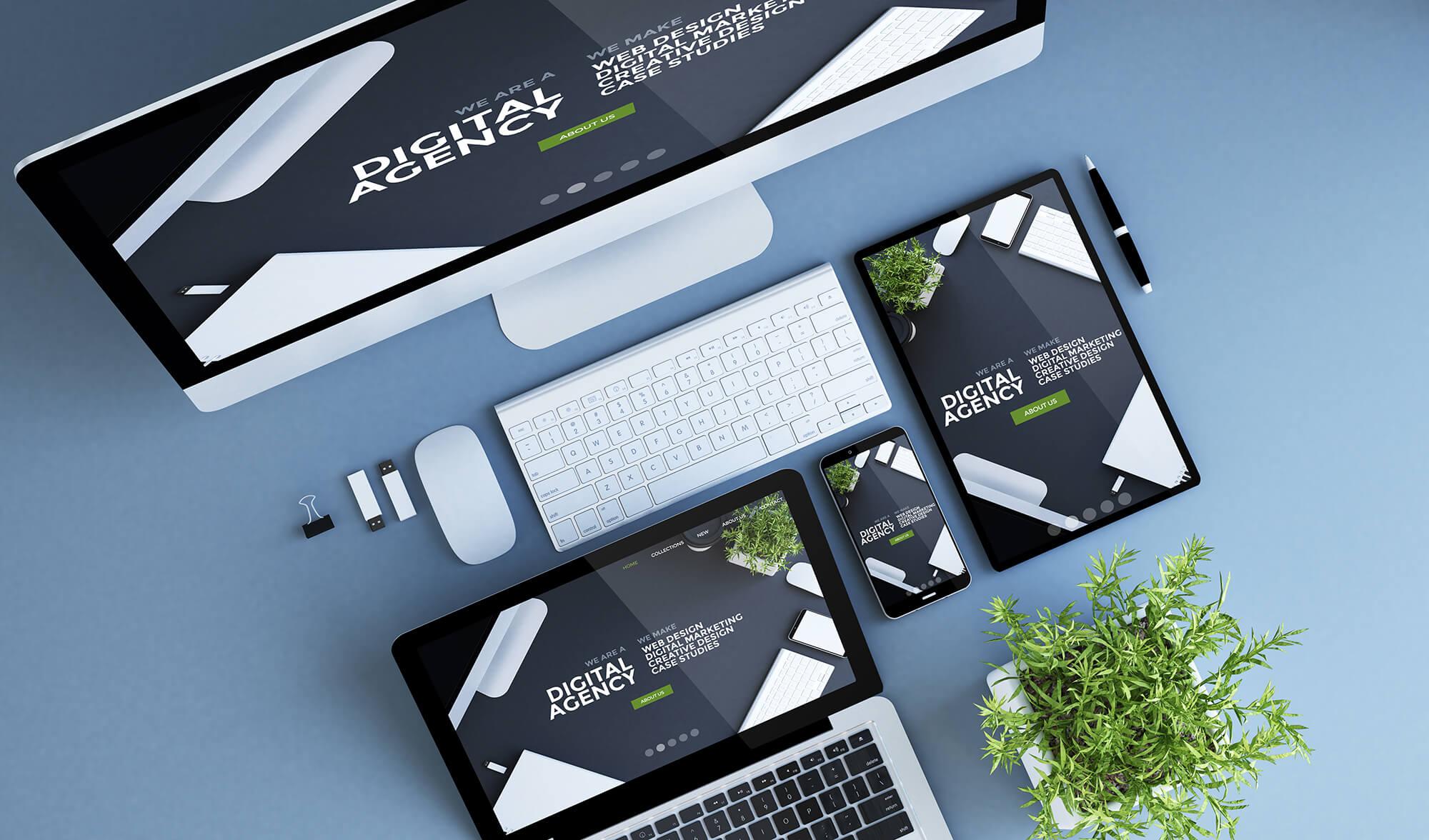 Los 5 temas principales para agencias digitales (marketing digital, agencia de SEO, agencia web, etc.)