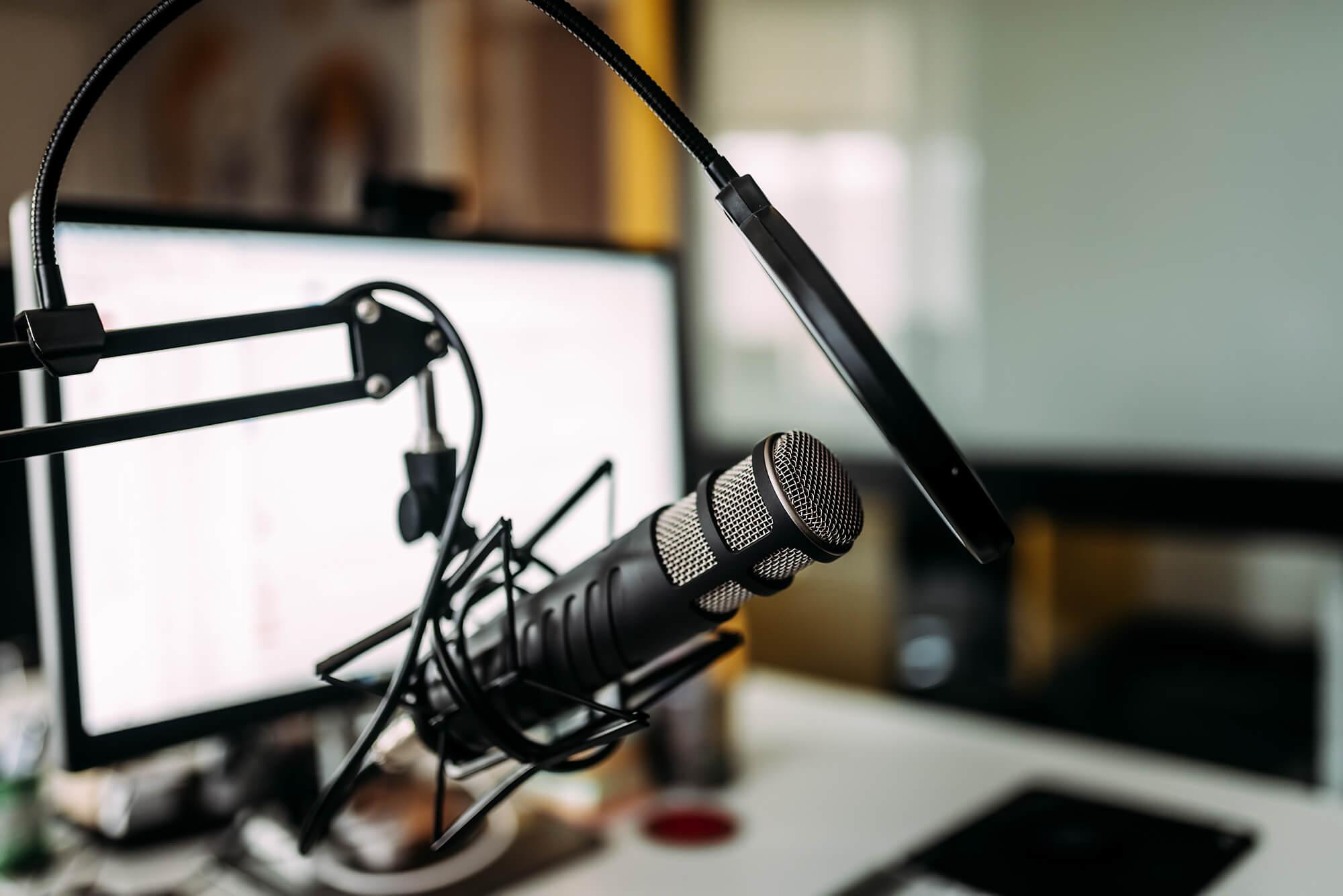 Los 5 temas principales para lanzar un podcast, vlog o radio con WordPress