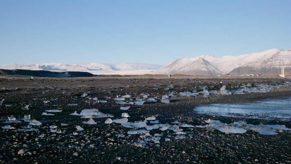 Les glaciers islandais ont perdu 750 km² en 20 ans