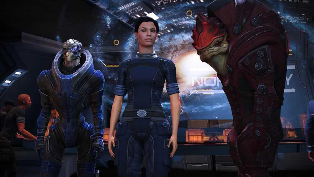 Mass Effect Legendary Edition est mis à jour avec des améliorations dans les trois jeux vidéo