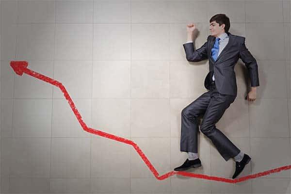 Mentalidad comercial: la frustración conduce al aprendizaje