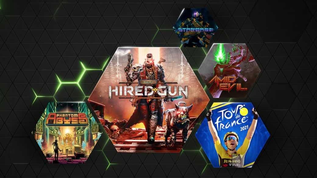 NVIDIA GeForce NOW reçoit 38 nouveaux jeux en juin;  Liste complète