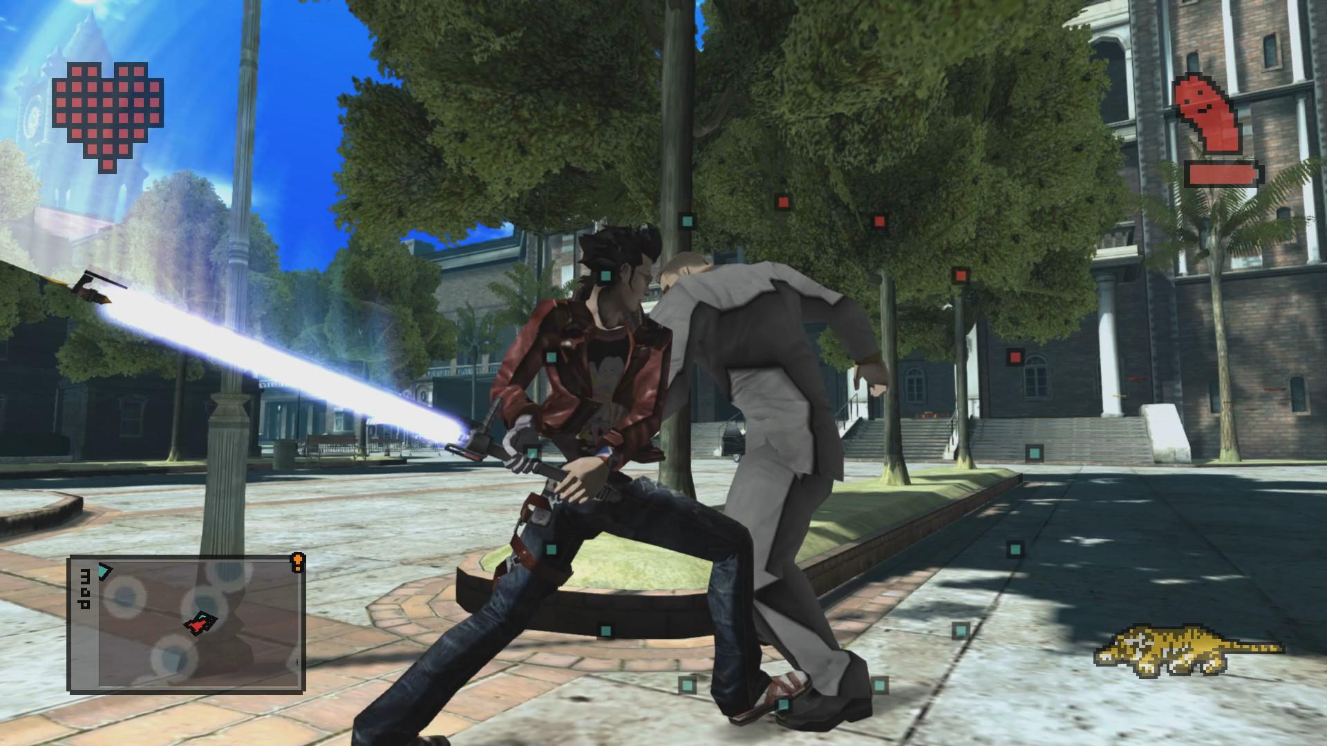 No More Heroes 1 & 2 HD remasters se lanzará en PC la semana que viene