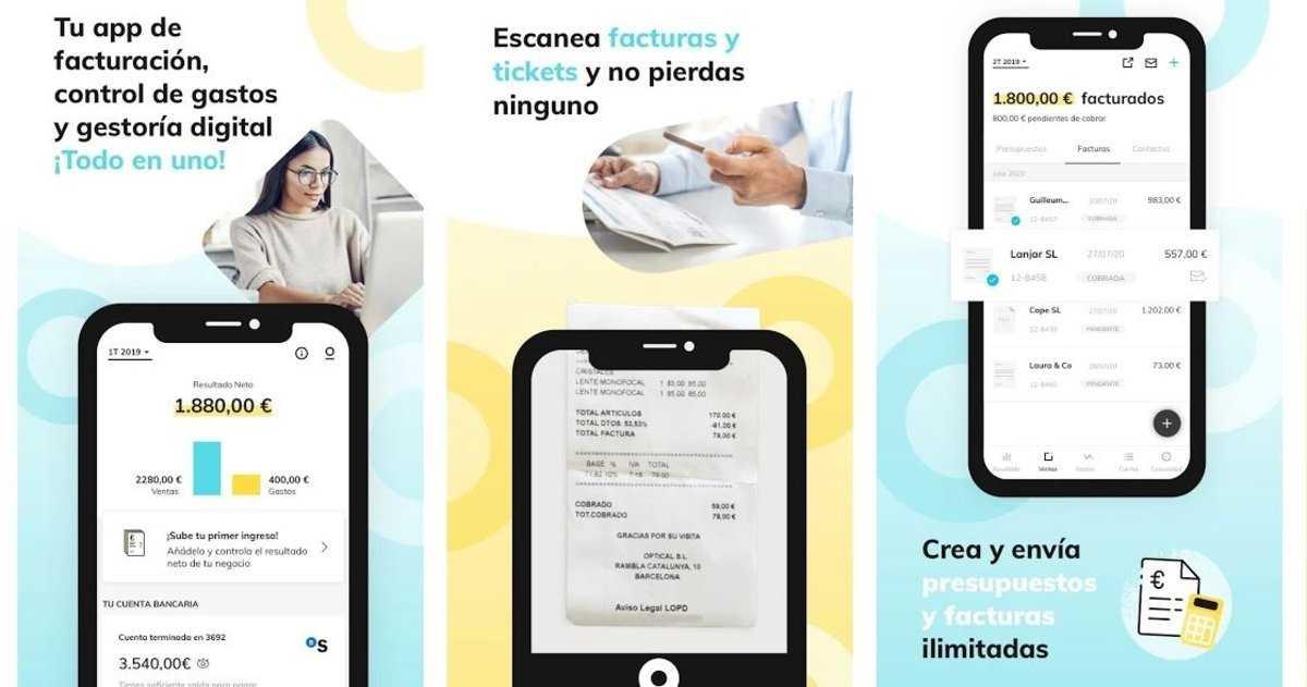Nomo : l'application pour les indépendants, les indépendants et les entreprises qui réunit gestion et facturation
