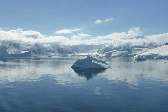 « Officiellement » reconnu comme le cinquième océan de la Terre : l'océan Austral glacial