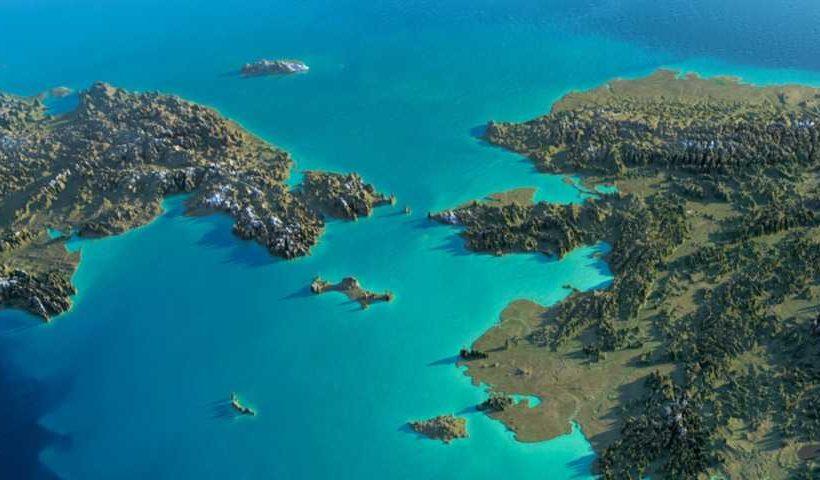 Oubliez le détroit de Béring : les premiers humains ont peut-être mis le pied en Amérique du Nord 20 000 ans plus tôt