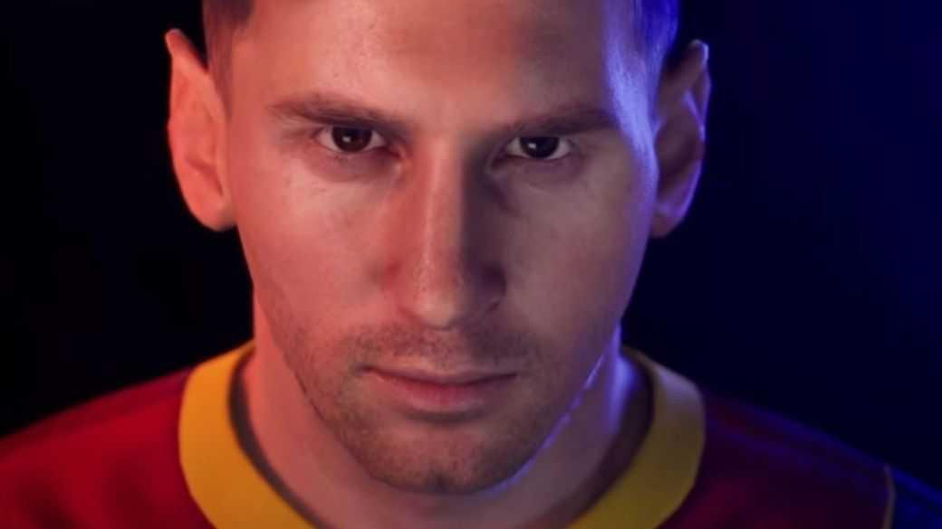 PES 2022 poursuit le photoréalisme sur PS5 et Xbox Series X / S