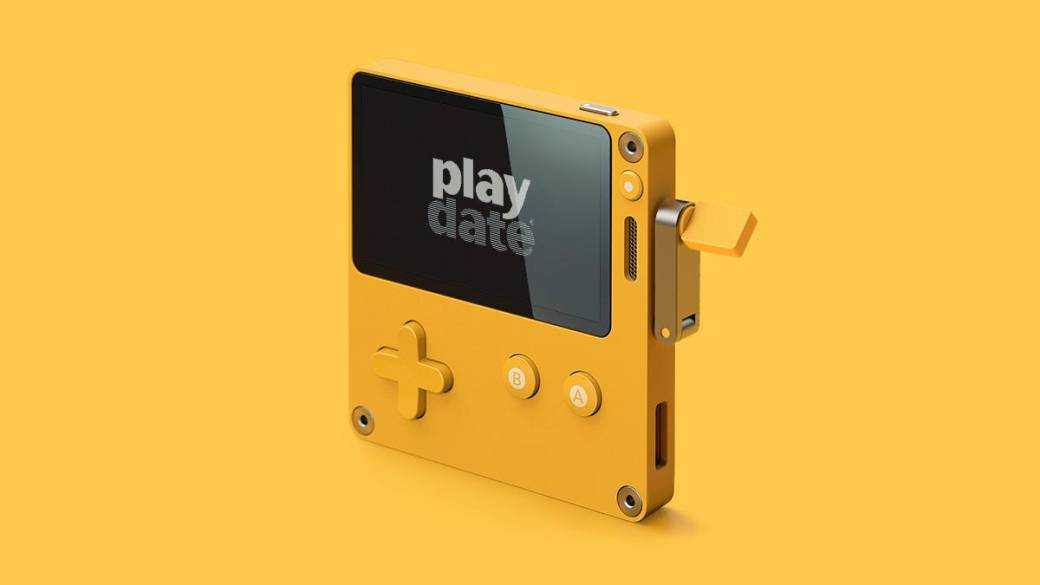 Playdate, l'ordinateur portable à manivelle, présente ses premiers jeux, réservations et prix