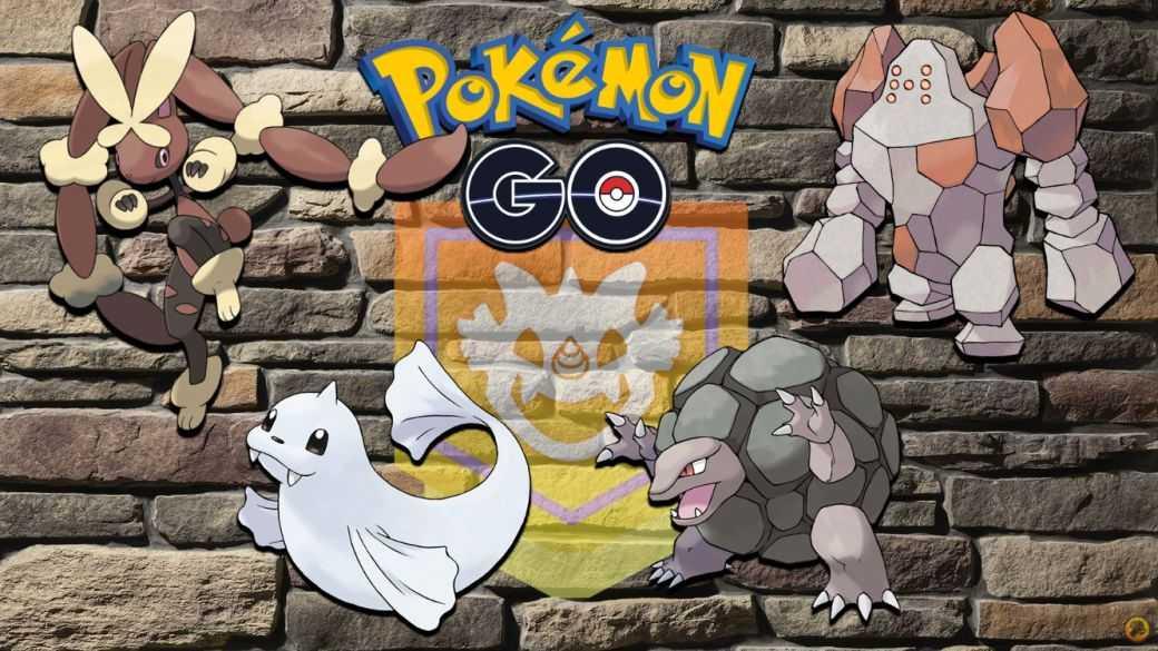 Pokémon GO : tous les boss de raid pour juin 2021 [Niveles 1-5 y Mega]