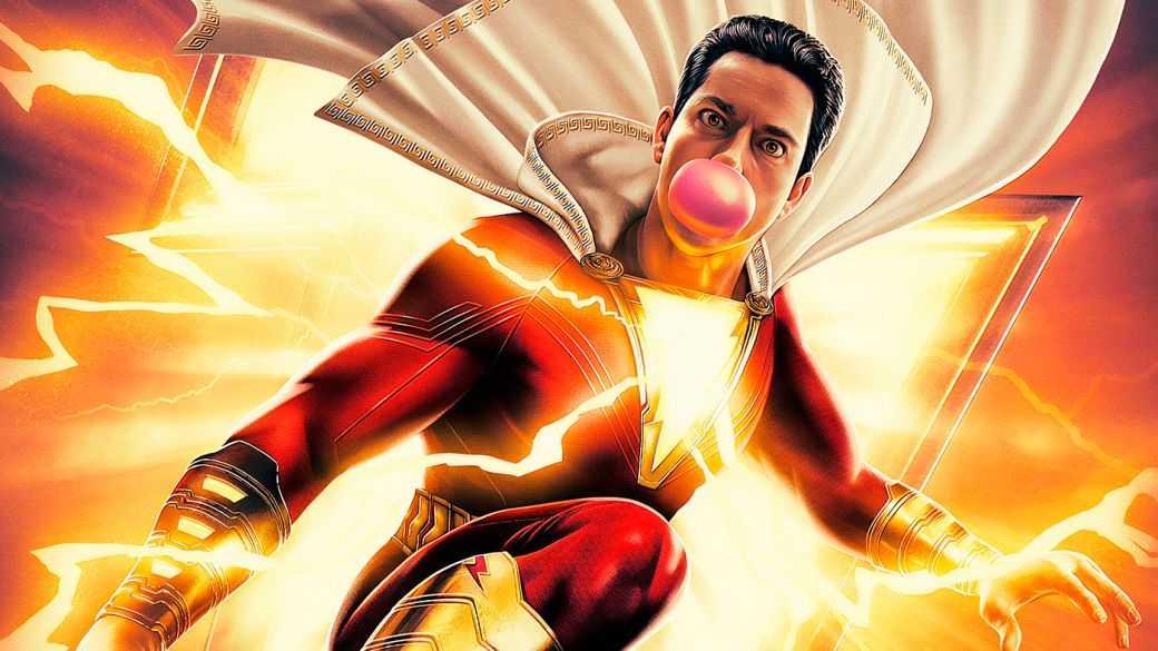 Premières photos fuites du costume de Sahazam 2 : son réalisateur partage un premier teaser