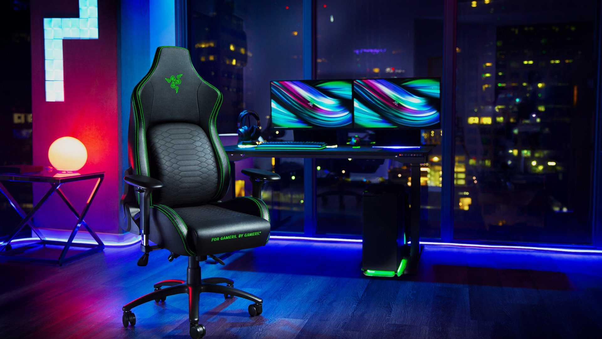 Razer Iskur X, une chaise dont vous ne voudrez plus vous lever