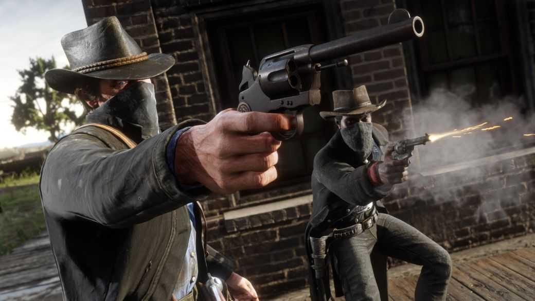 Red Dead Redemption 2 sur PC recevra le support DLSS au cours de cette 2021