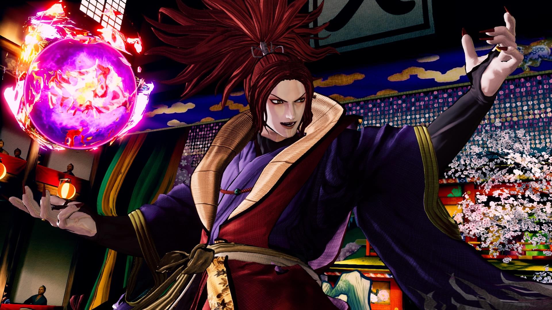 Samurai Shodown montre Shiro Tokisada Amakusa