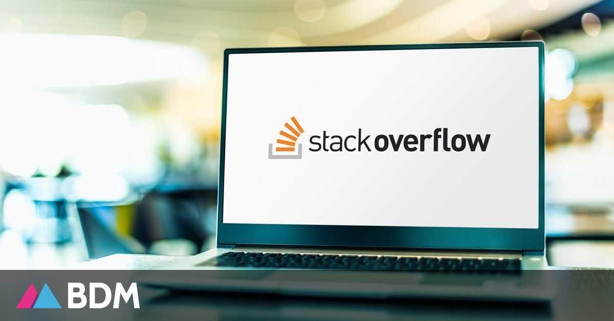 Stack Overflow Rachete Par Prosus Pour 18 Milliard De Dollars