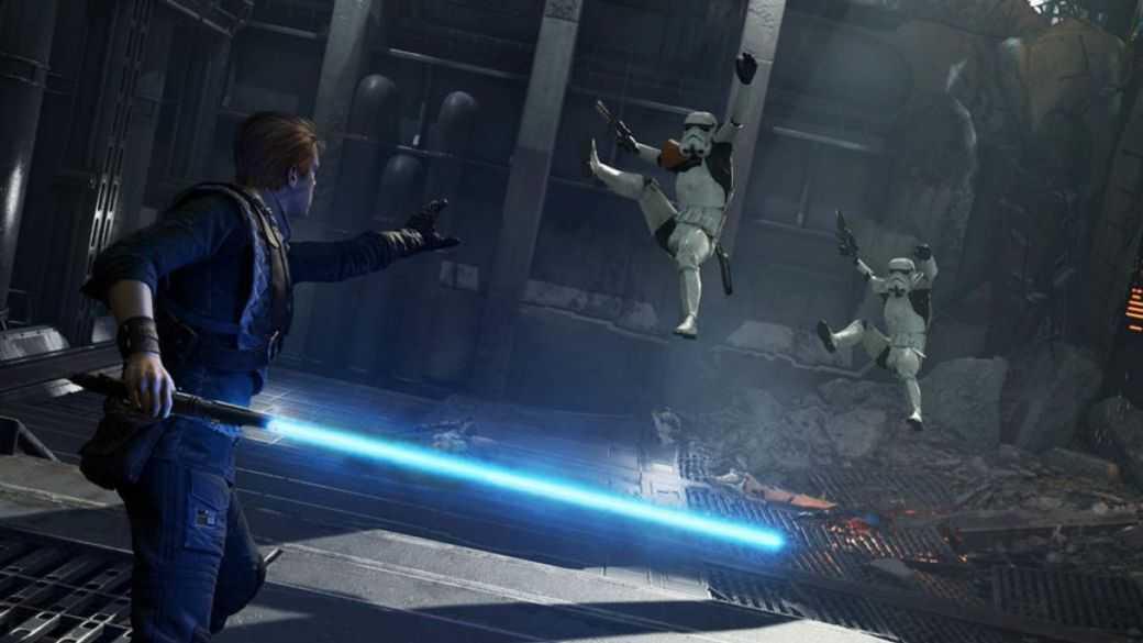 Star Wars Jedi : mises à jour de commandes déchues gratuites sur PS5 et Xbox Series X/S ;  ce sont les améliorations