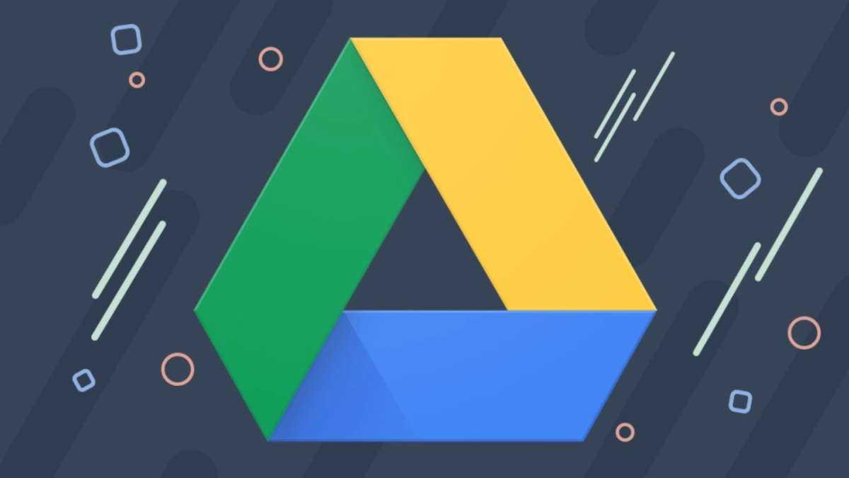 Google Drive cores pastas organizar